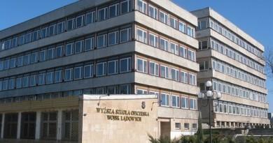 Wyzsza Szkola Oficerska Wojsk Ladowych Budynek dydaktyczny