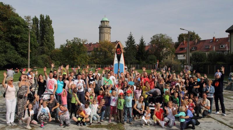 """WBO - """"Brodzik"""" na Karłowicach we Wrocławiu"""