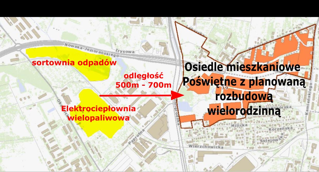 06 Lokalizacja spalarni odpadów Wrocław