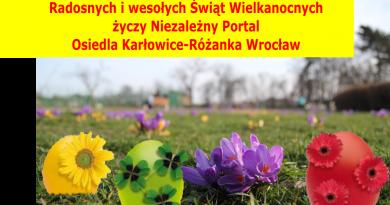 życzenia Osiedle karłowice Różanka Wrocław