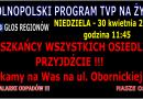 """Zaproszenie na Protest """"STOP Spalarni odpadów"""" transmisja w TVP3 na żywo!"""