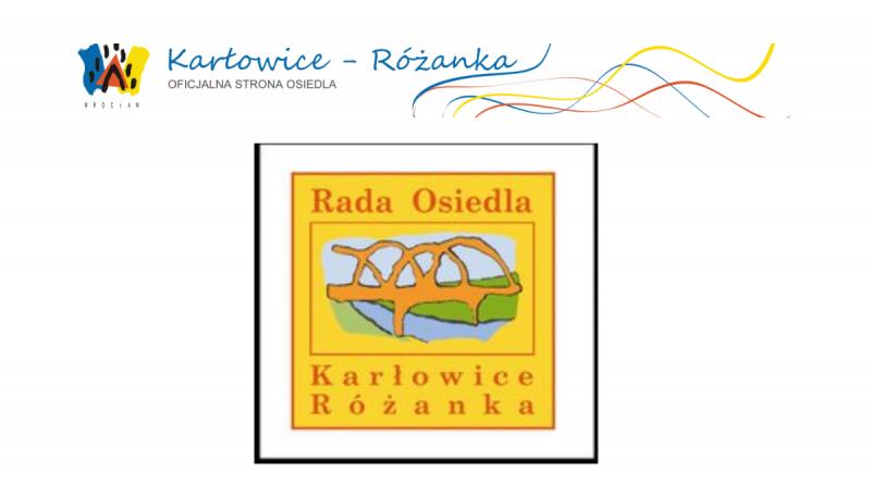 Rada Osiedla Karlowice Rozanka logo