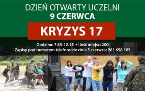 9.06.17 - DZIEŃ OTWARTY UCZELNI - WYŻSZA SZKOŁA OFICERSKA WOJSK LĄDOWYCH @ ul. Czajkowskiego 109