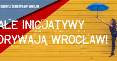 Wrocławski Fundusz Małych Inicjatyw – NABÓR WNIOSKÓW