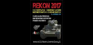 REKON 2017 Prezentacja Grup Rekonstrukcyjnych i pojazdów + Akcja krwiodawstwa @ ul. Obornicka 108 | Wrocław | Województwo dolnośląskie | Polska