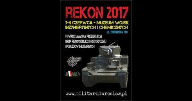 Wojska Inżynieryjne REKON 2017