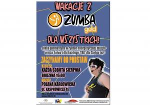 Wakacje z ZUMBA gold na Karłowicach @ Aleja Kasprowicza 45 | Wrocław | Województwo dolnośląskie | Polska