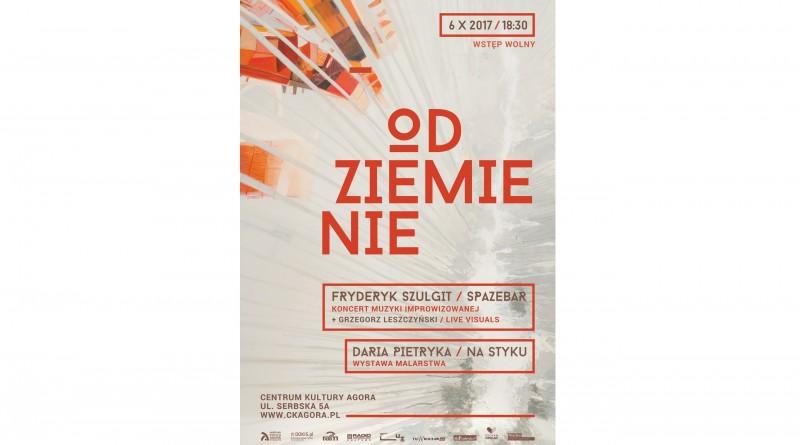 6.10.2017 – wystawa i koncert artystów – ODZIEMIENIE