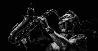 Wystawa fotografii w CK Agora – LECH BASEL/ Jazzografie – wstęp wolny
