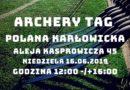 """16.06.2019 – Impreza sportowa na """"Polanie Karłowickiej"""" – Strzelanie na Polanie"""