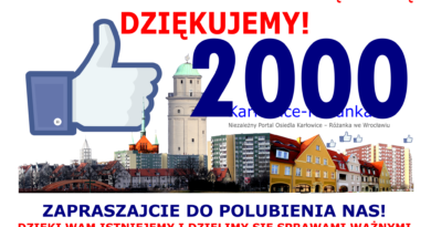 Mamy 2000 LIKE'ów na Facebooku