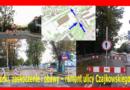 Korki, zaskoczenie i obawy – remont ulicy Czajkowskiego!