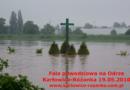 Fala powodziowa na Odrze 2010 rok – Karłowice-Różanka