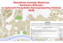 Gdzie głosować na Karłowicach i Różance – Obwodowe Komisje Wyborcze – w wyborach Prezydenta Rzeczypospolitej Polskiej 2020