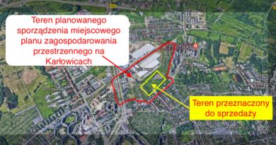 Miasto przystępuje do sporządzenia miejscowego planu zagospodarowania przestrzennego w rejonie ulic Kępińskiej, Kamieńskiego i Torowej we Wrocławiu